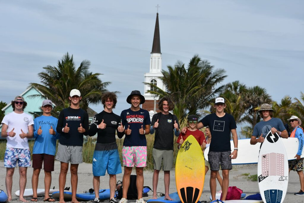 cocoa beach church steeple spacecoast